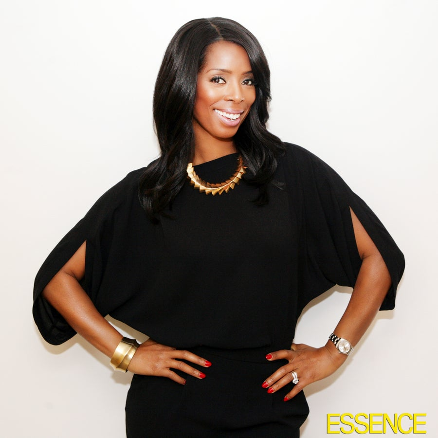 EXCLUSIVE: 7 Things You Didn't Know About Tasha Smith