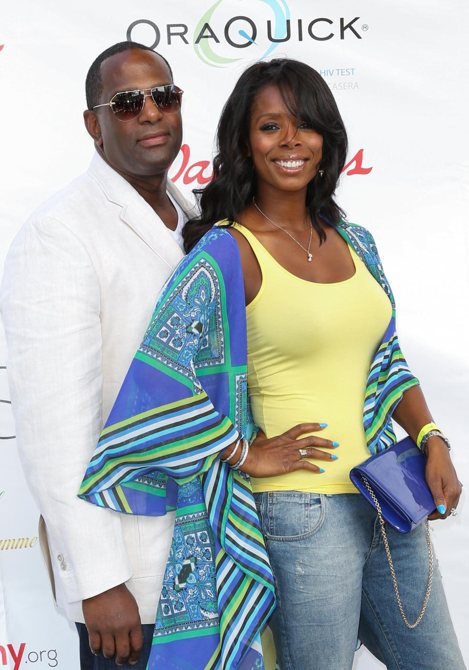 Tasha Smith Shares She's Trying to Conceive