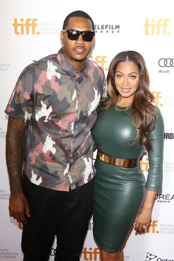 Why LaLa Isn't Worried About Carmelo Anthony Cheating
