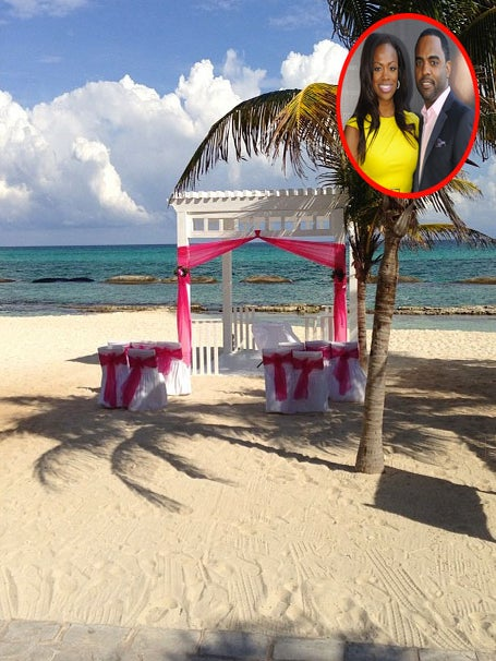 Did Kandi Burruss & Todd Tucker Get Married in Mexico?