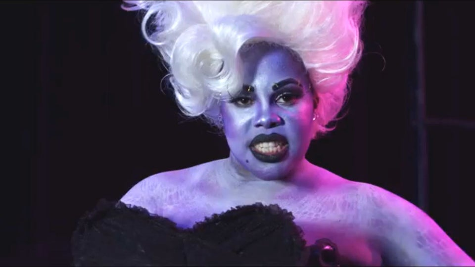 Must-See: Watch Amber Riley in Todrick Hall's 'Spell Block Tango'