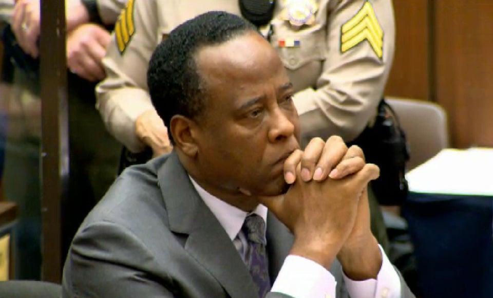 Conrad Murray Completes Involuntary Manslaughter Sentence