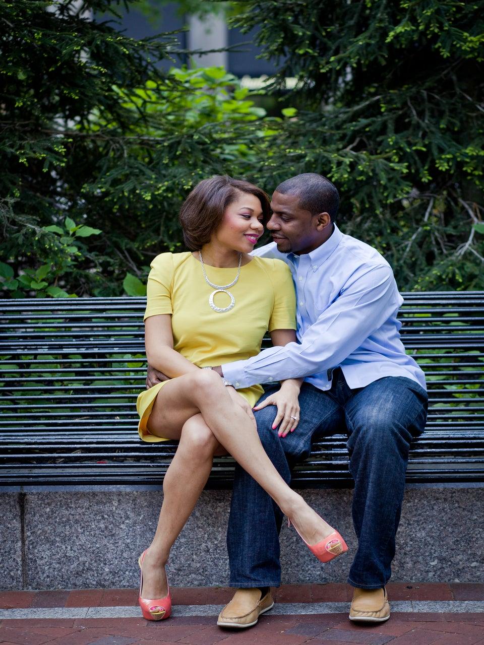 Just Engaged: Essence and Nicolas
