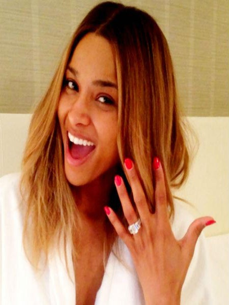 Ciara Dishes On Her Wedding Plans