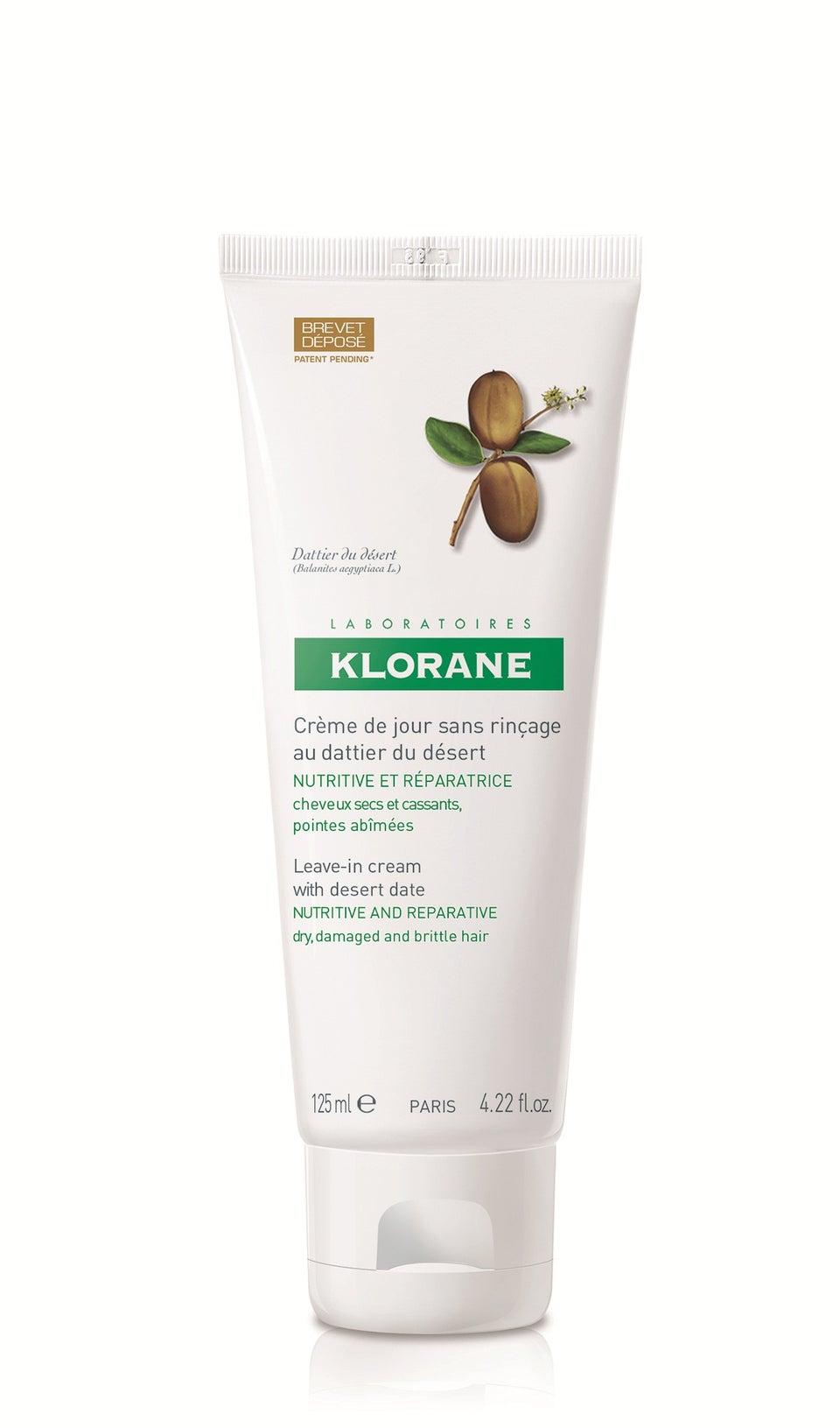 Editor Obsession: Klorane Desert Date Leave-In Conditioner