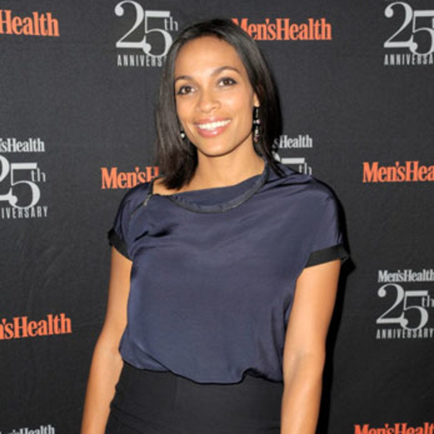 Rosario Dawson Empowers Women and Drives Domestic Violence Discussion