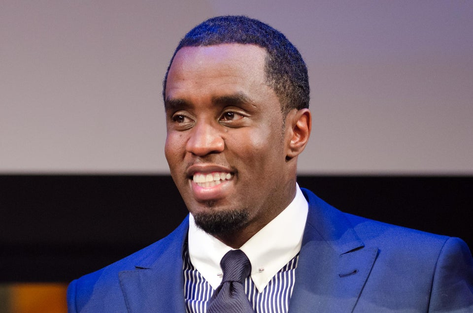 Diddy Urges President Obama to 'Get on a Plane' to Ferguson