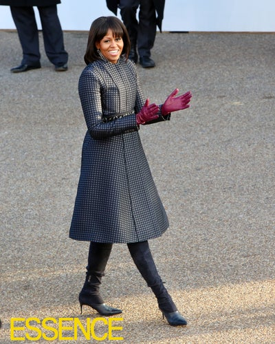 First Lady Style: In Her Shoes