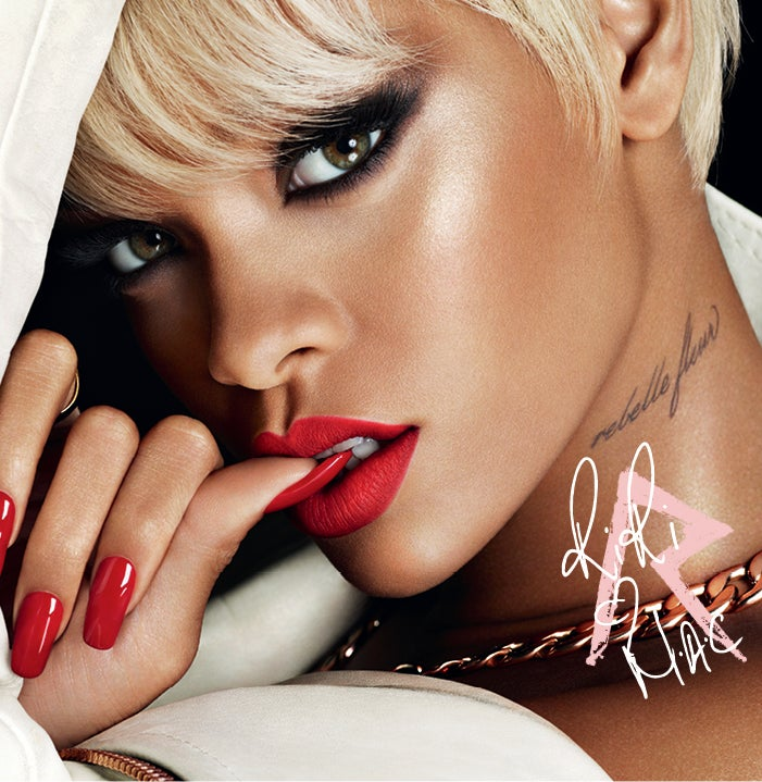 Rihanna Named Next Viva Glam Spokesmodel