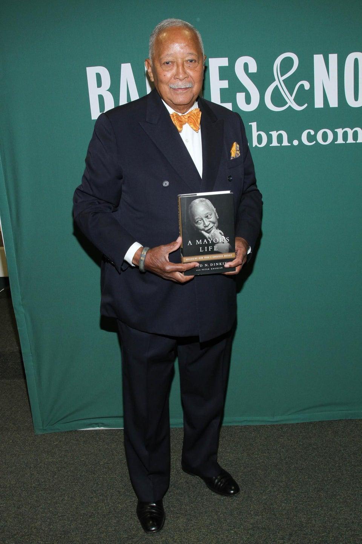 Former NYC Mayor David Dinkins Hospitalized