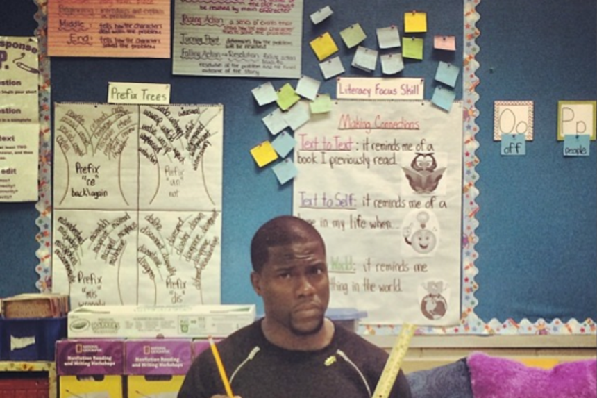 Kevin Hart Donates $250,000 To Philly School District - Essence