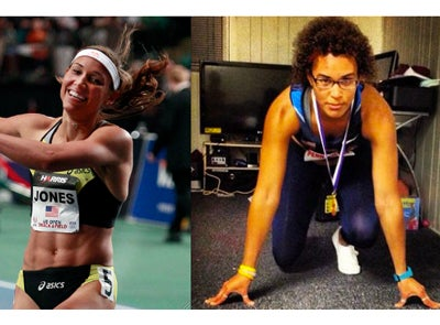 Lolo Jones Criticized For Commenting on Fan's Costume