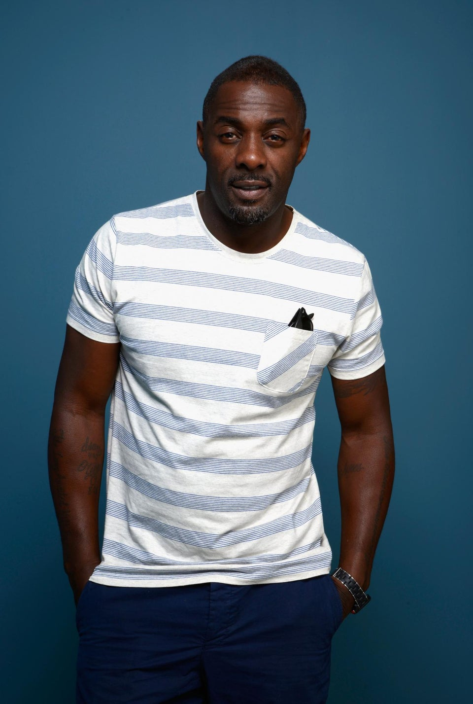 Idris Elba Suffers An Asthma Attack