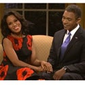 Must-See: Kerry Washington on 'SNL' Skit Addressing Diversity Issue