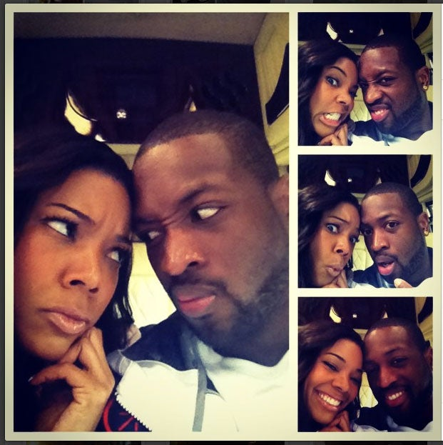 Gabrielle Union and Dwyane Wade's Instagram Love - Essence