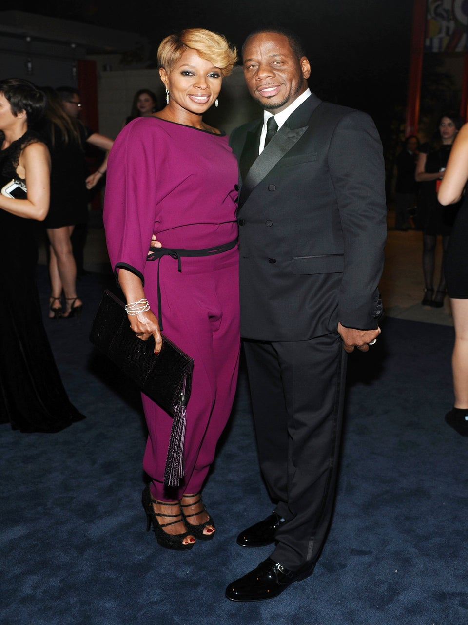 Mary J. Blige Says No Female Friends for Husband Kendu Isaacs