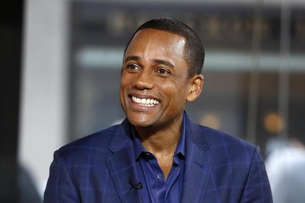 Exclusive Hill Harper On His New Book Letters To An Incarcerated