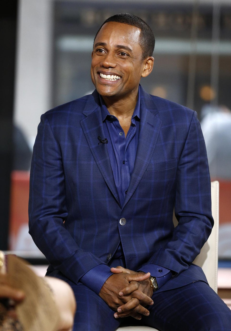 EXCLUSIVE: Hill Harper on His New Book, 'Letters to an Incarcerated Brother'