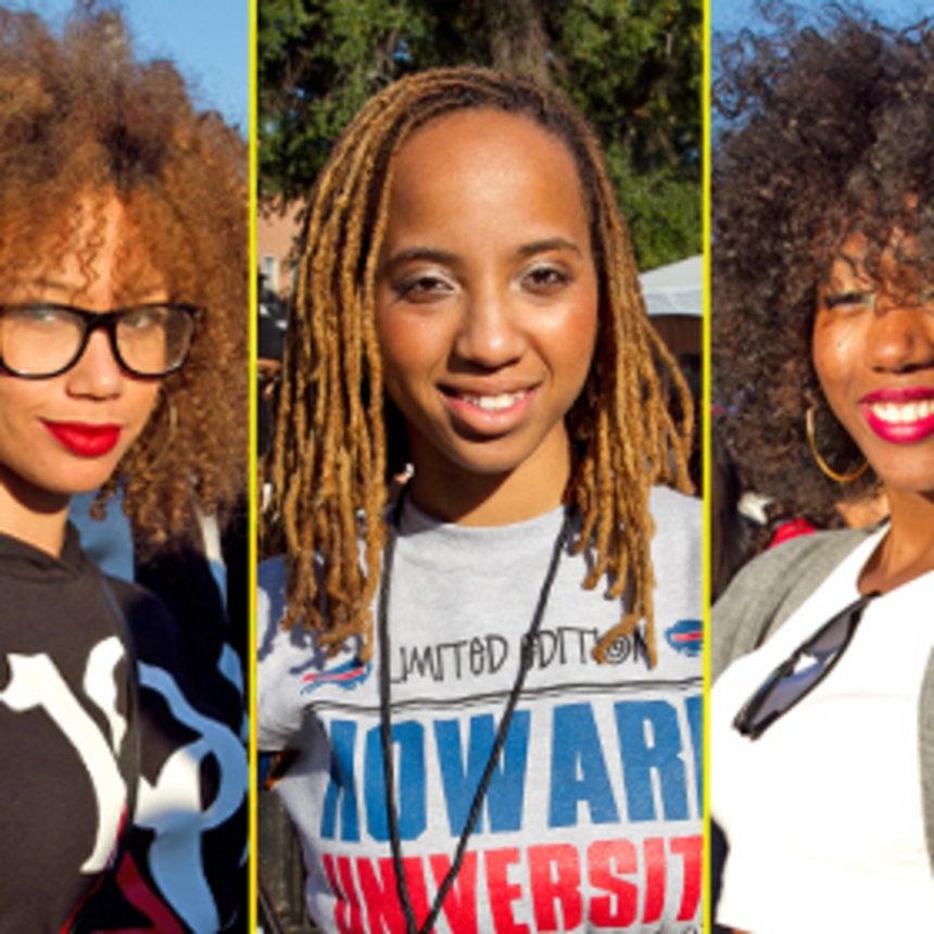 Street Style Hair: Howard University's Homecoming
