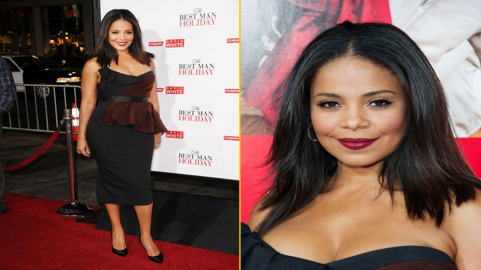 EXCLUSIVE: Sanaa Lathan Dismisses Colin Kaepernick Dating Rumors