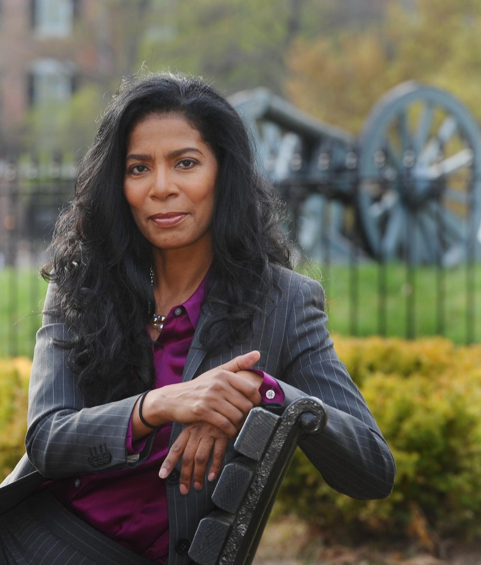 'Scandal' Muse Judy Smith to Produce New TV Drama