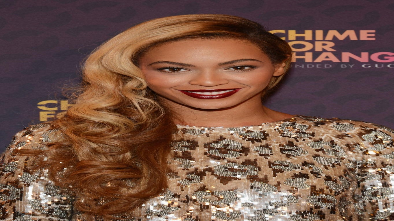 Beyonce Donates Songs for Philippines Relief Album