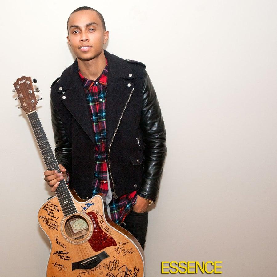 New & Next: Meet R&B Singer Sebastian Mikael, Watch Him Perform 'Last Night'