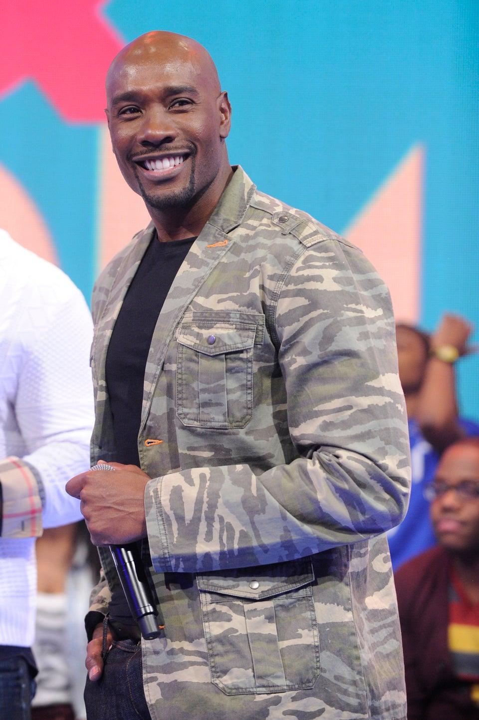 Morris Chestnut Named American Black Film Festival 2014 Celebrity Ambassador