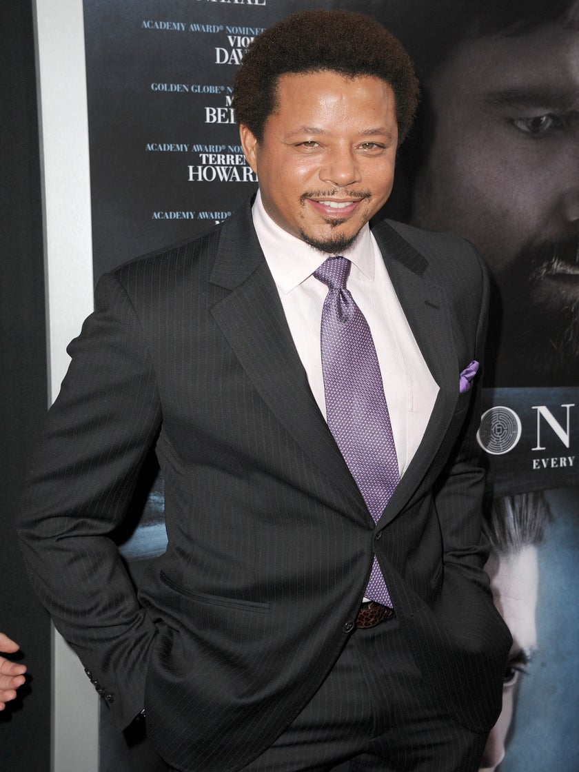 Coffee Talk: Terrence Howard to Star in Thriller, 'Term Life'