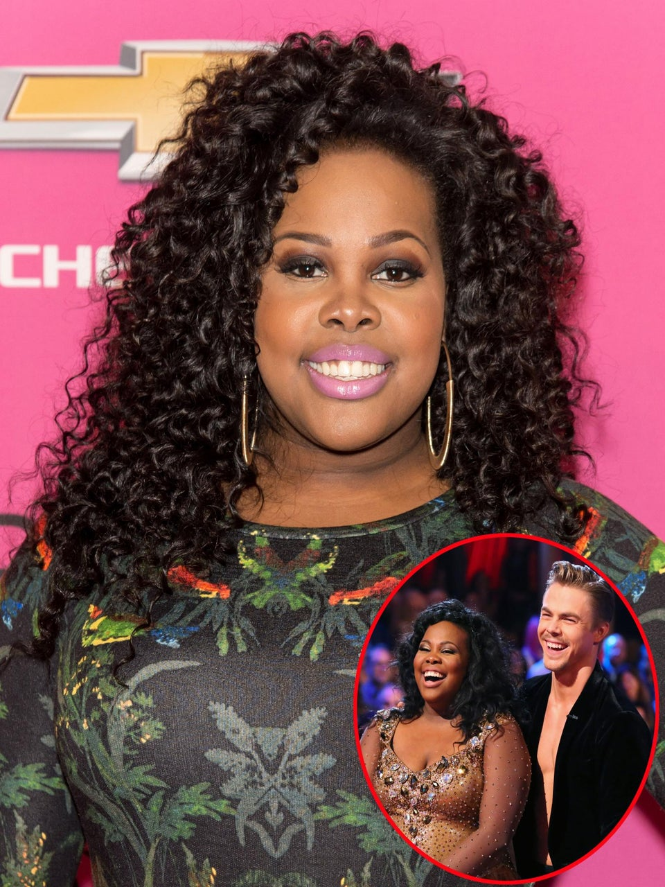 EXCLUSIVE: Amber Riley Talks 'Dancing with the Stars,' Knee Injuries and Natural Hair