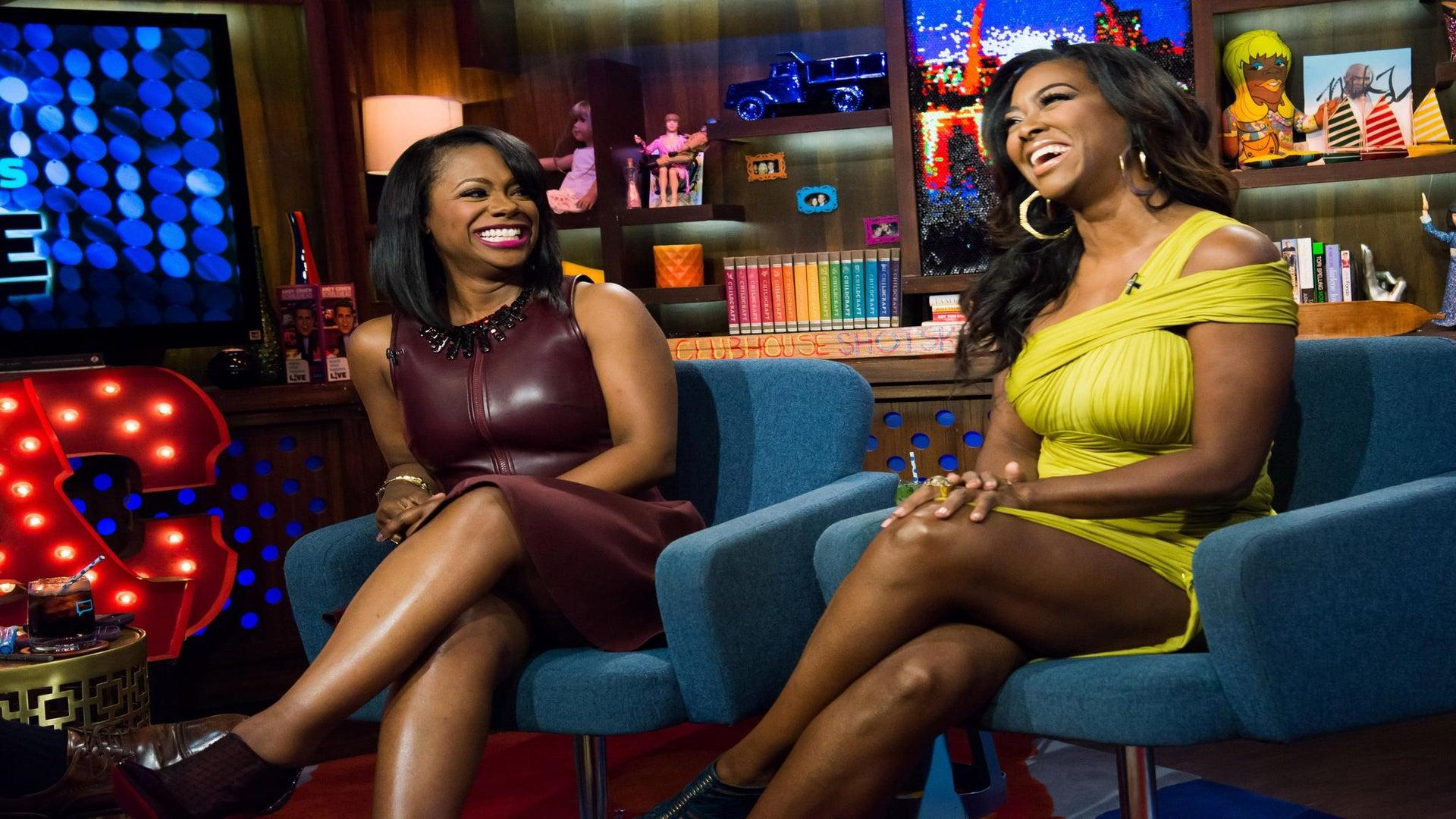 Kandi Burruss & Kenya Moore Share 7 Reasons to Catch Season 6 of RHOA