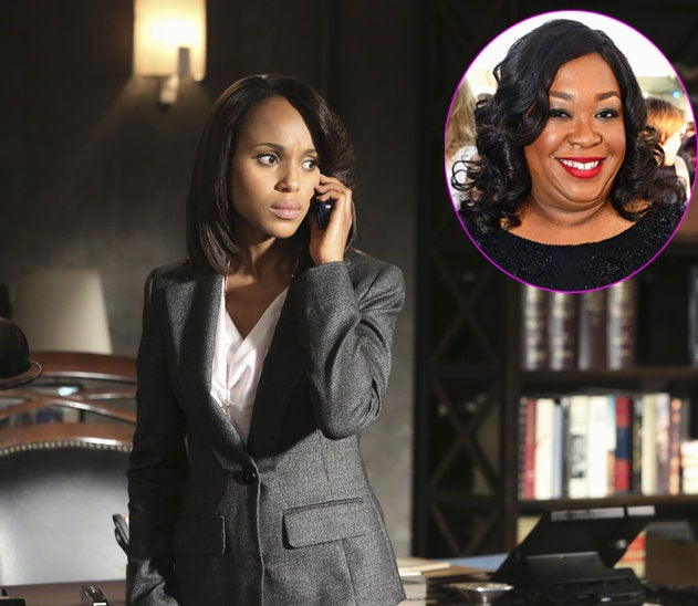 The End of 'Scandal'? Shonda Rhimes Knows How and When
