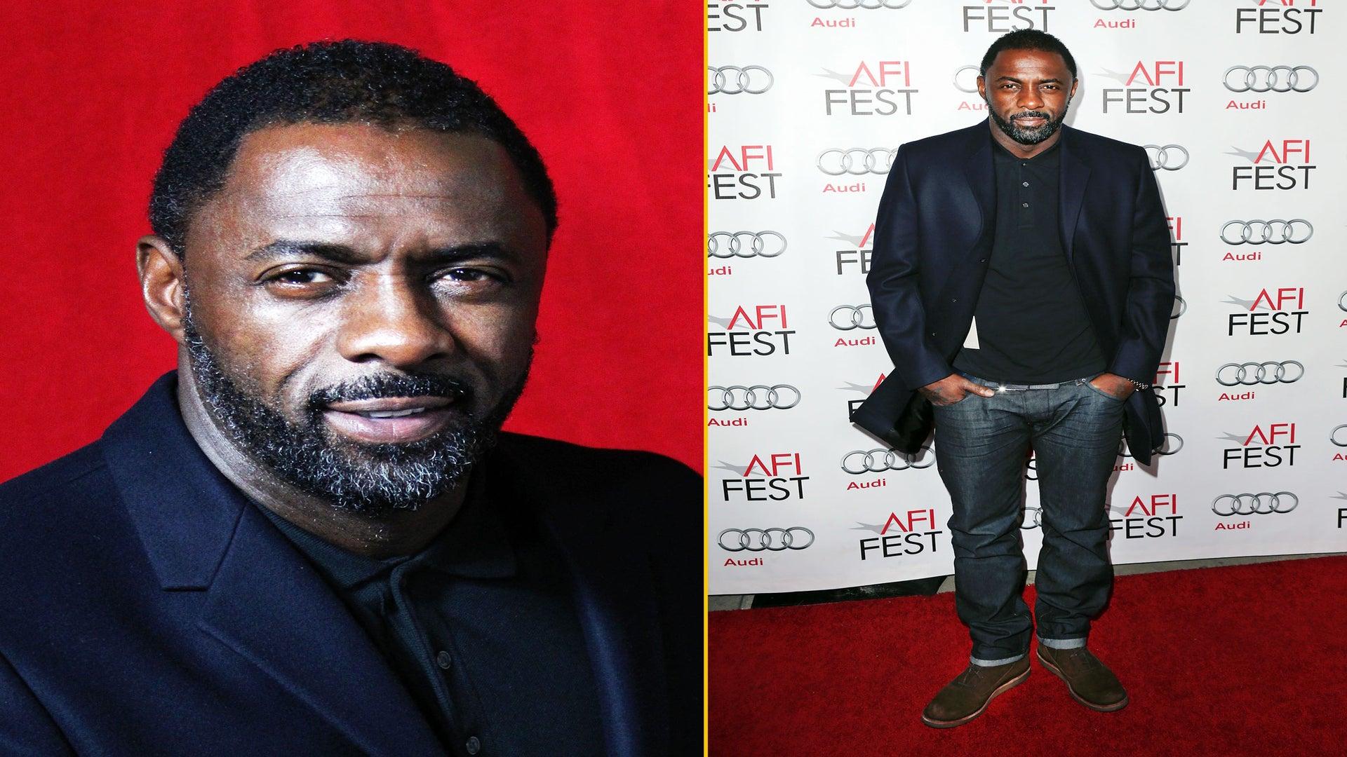 Coffee Talk: Idris Elba to Star in New Thriller 'Bastille Day'