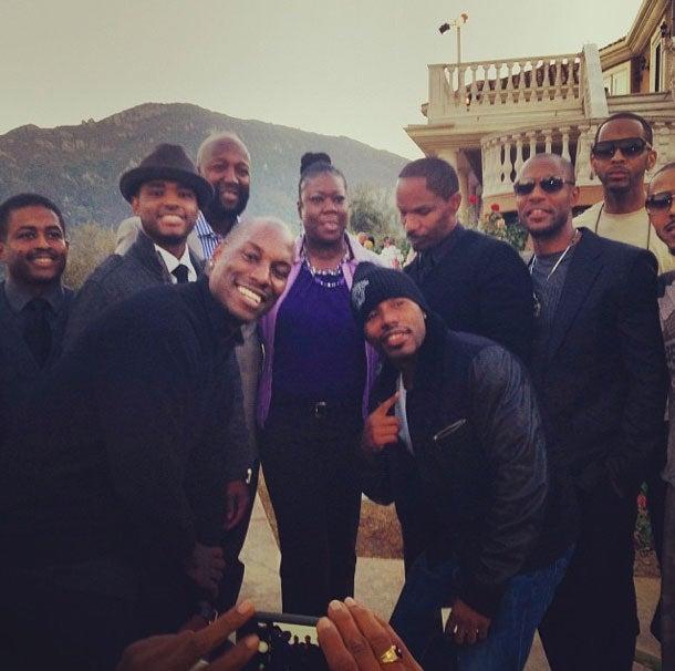 Jamie Foxx Hosts Trayvon Martin Foundation Fundraiser