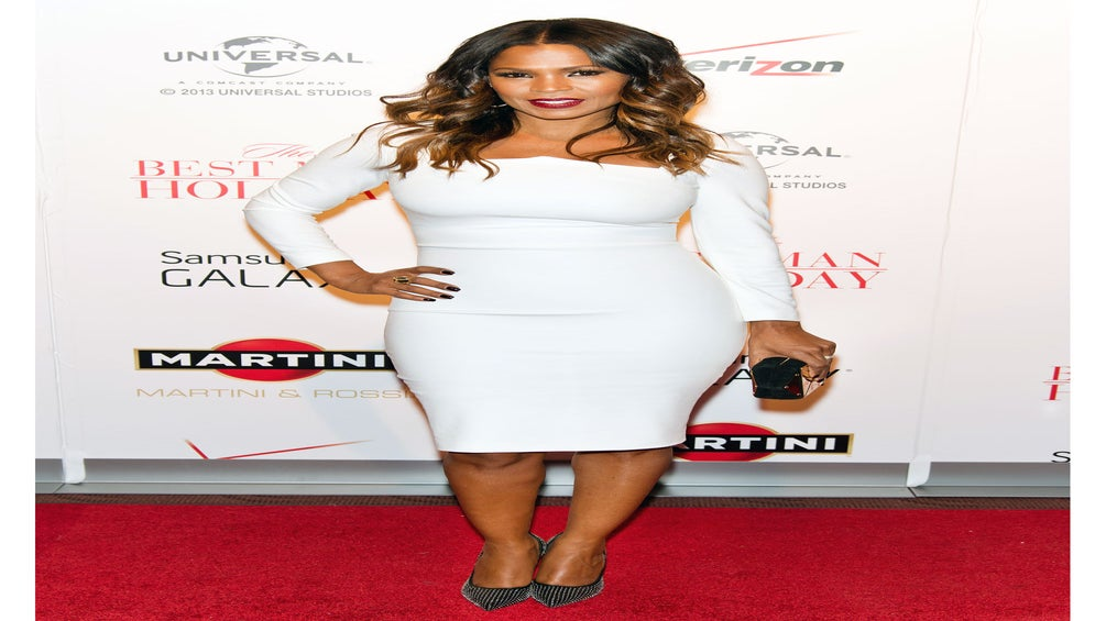 Nia Long: Hollywood Stopped Calling When I Was Pregnant