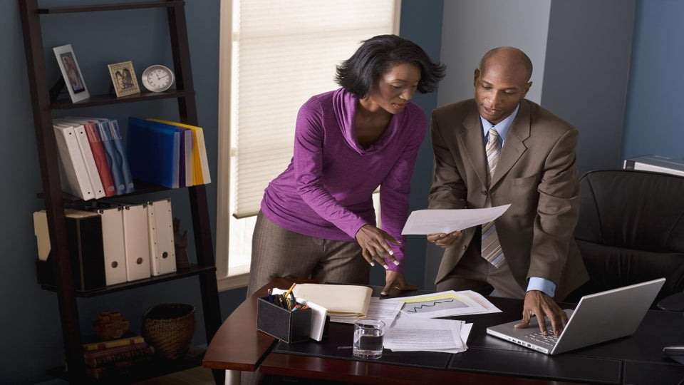 ESSENCE Poll: Would You Work For Your Spouse?