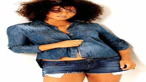Curvy Model of The Month: Wendy Brooks