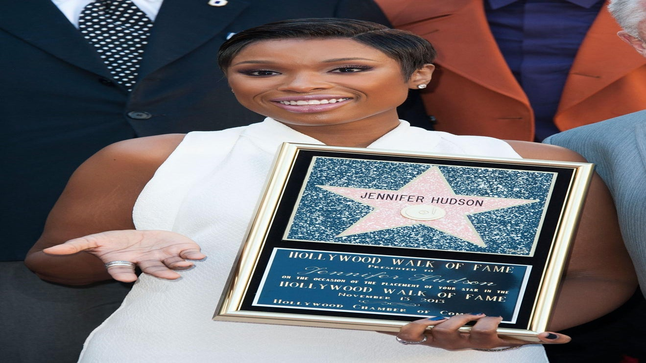 Coffee Talk: Jennifer Hudson Receives Star on Hollywood Walk of Fame