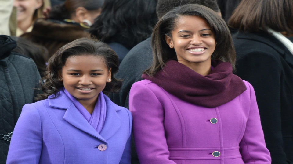 Malia Obama Named One of TIME's 16 Most Influential Teens