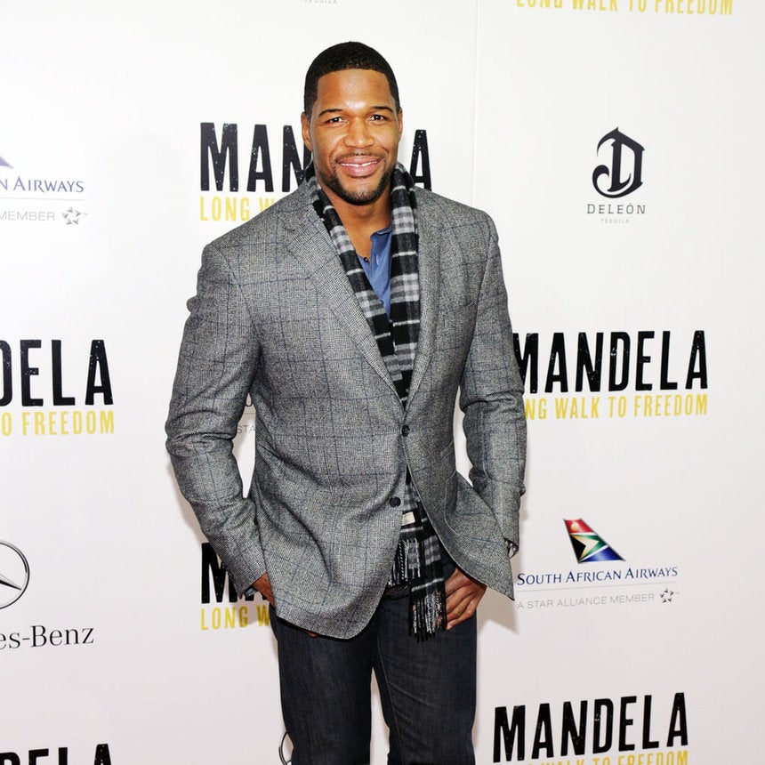 Coffee Talk: Michael Strahan Inducted Into NFL Hall of Fame