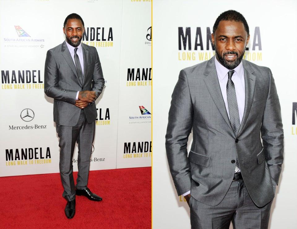 EXCLUSIVE: Idris Elba Says He Shares Nelson Mandela's 'Ambition'