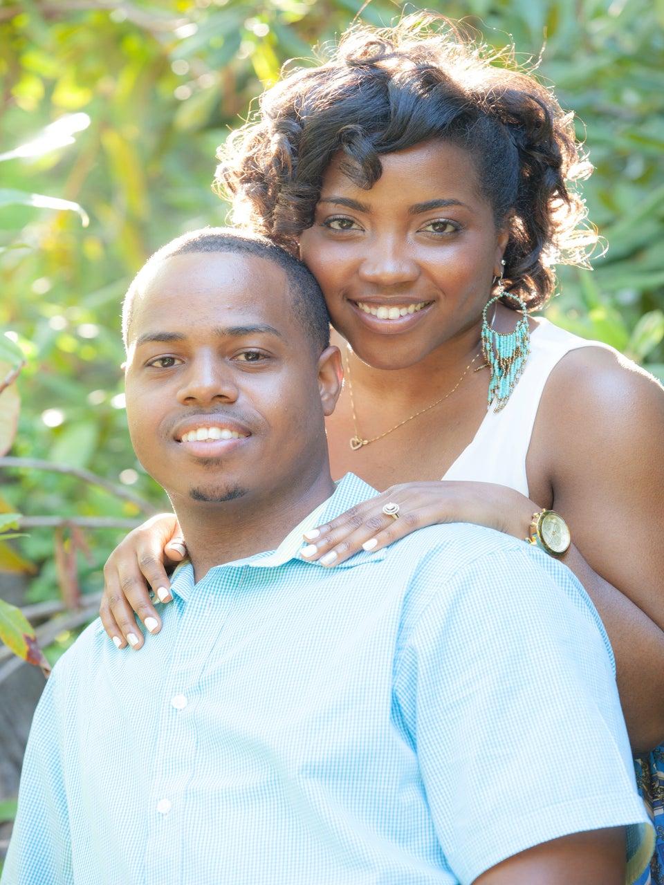 Just Engaged: Jahlisa and Kieran