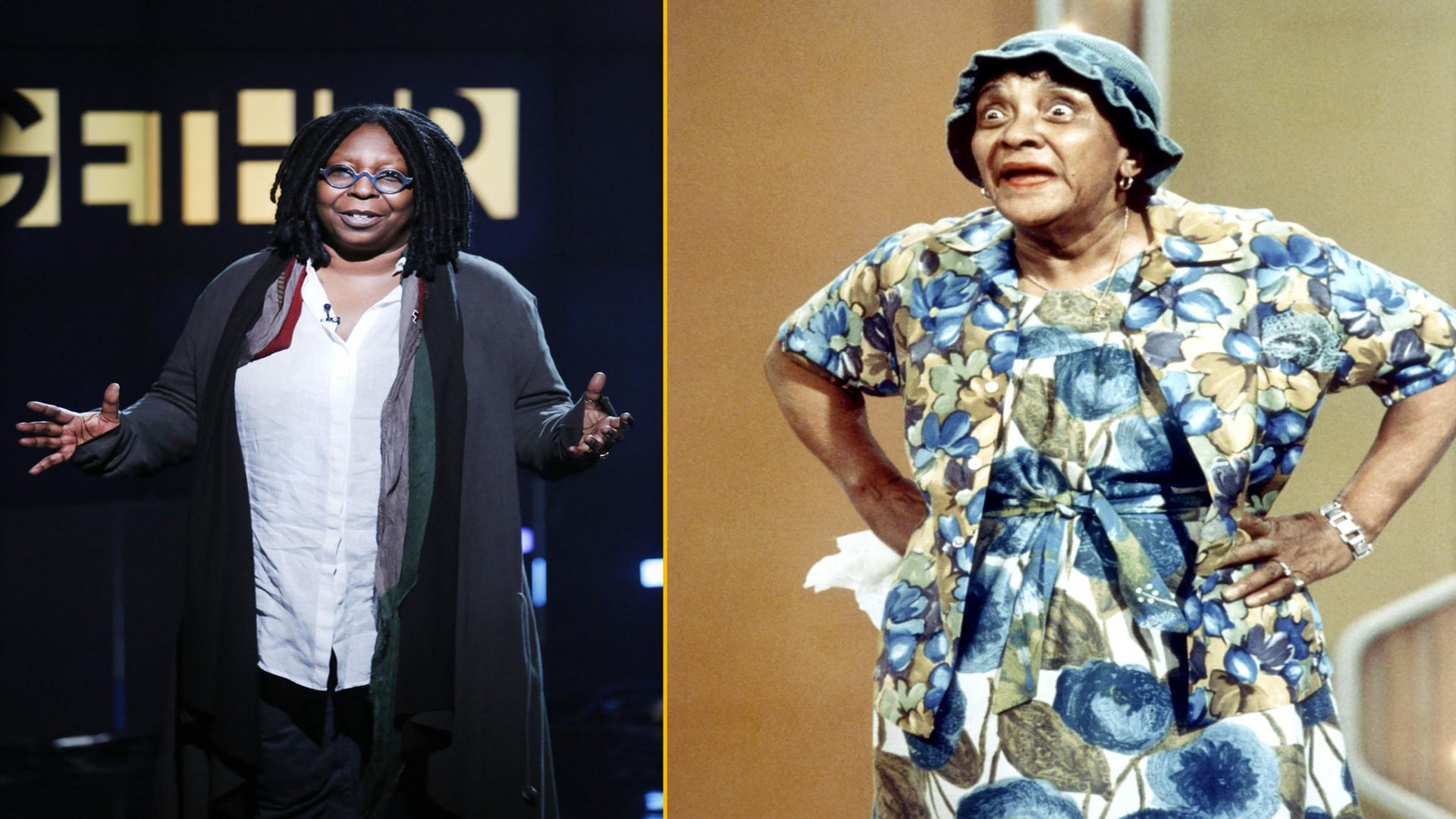 EXCLUSIVE: Whoopi Goldberg on Her Moms Mabley Documentary and SNL's Lack of Diversity