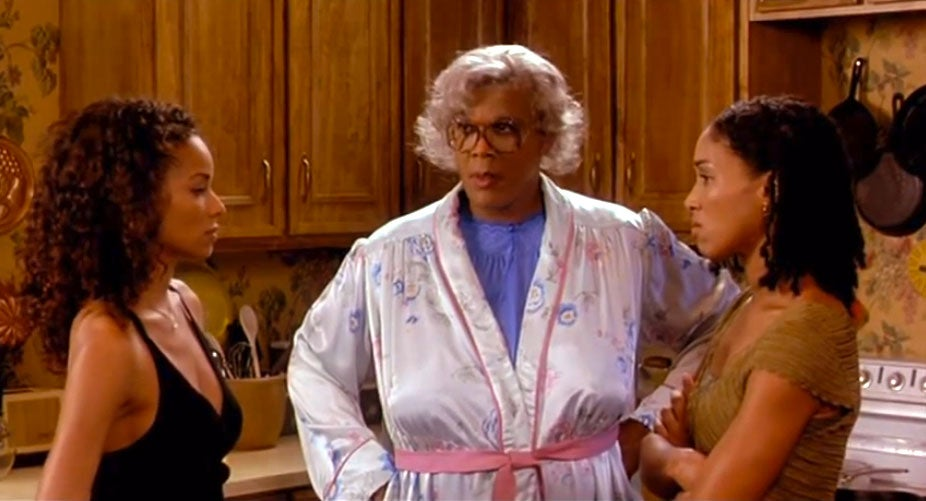 Tyler Perry Say It's 'Time for Me to Kill That Old B****' Madea!