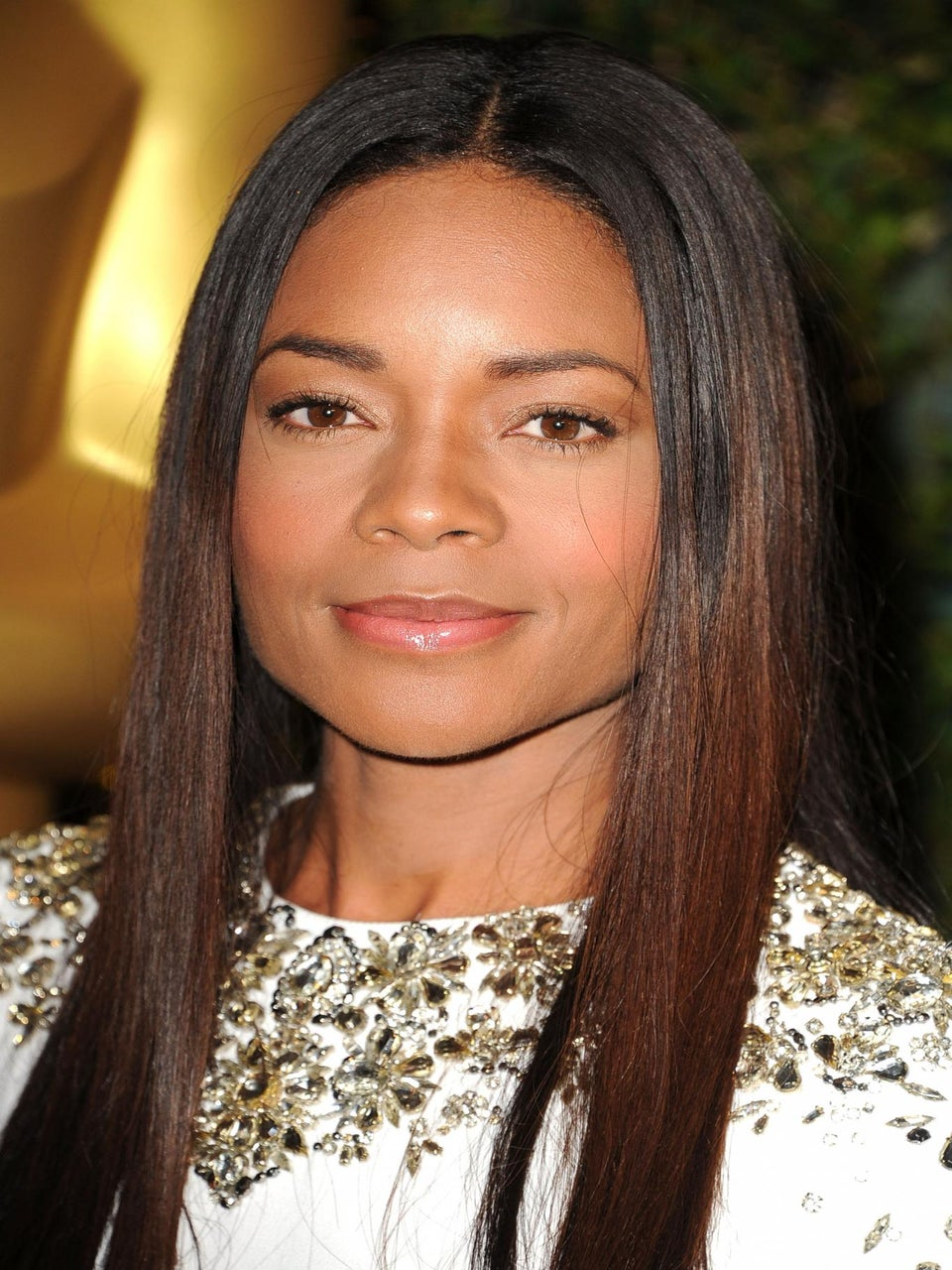 EXCLUSIVE: Naomie Harris on Portraying Winnie Mandela and How She Got Over Being Intimidated By Idris Elba