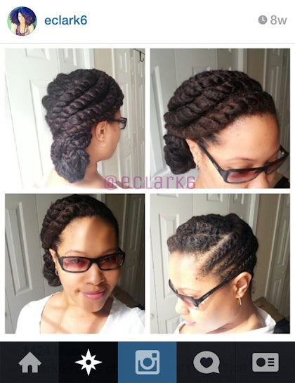 Protective Styles From Our Instagram Hair Crushes Essence