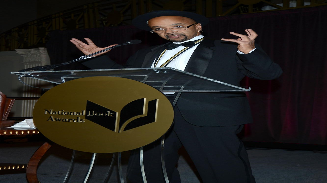 James McBride Wins the National Book Award for Fiction
