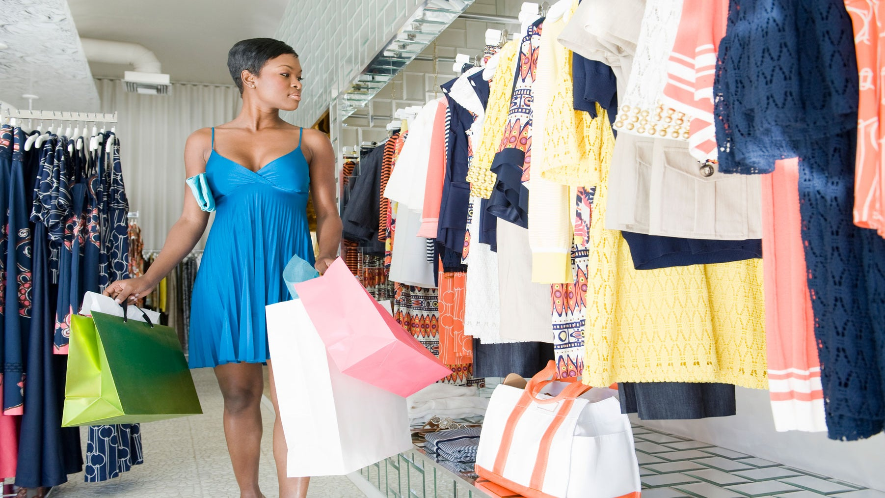 Shopping While Black: What to Do If It Happens to You