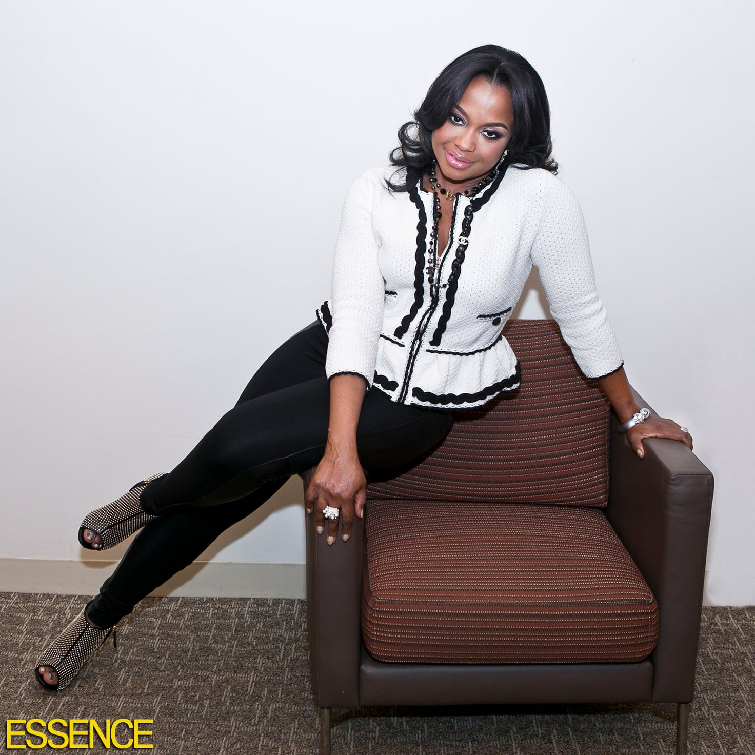 EXCLUSIVE: Phaedra Parks on Why Southern Belles Don't Break 'Woman Code'