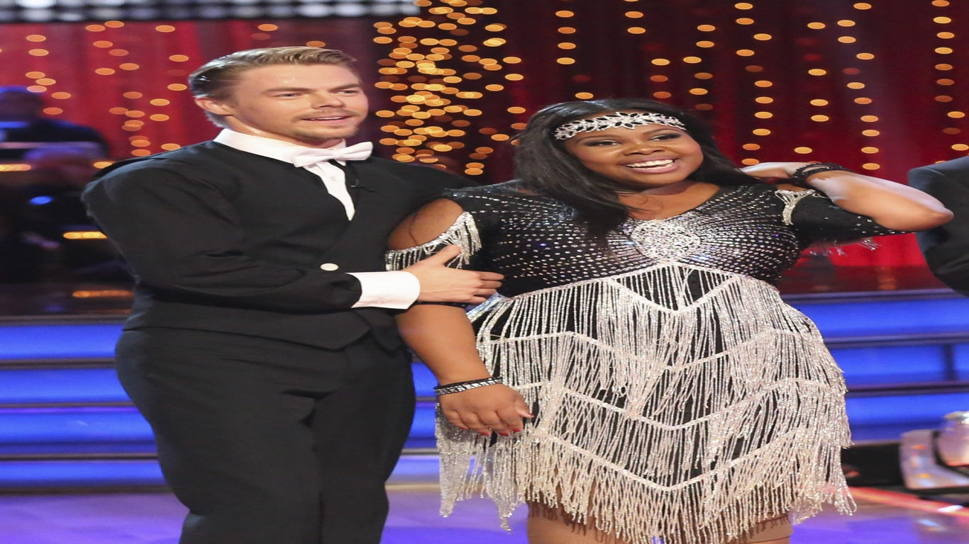 Amber Riley Wins 'Dancing with the Stars'